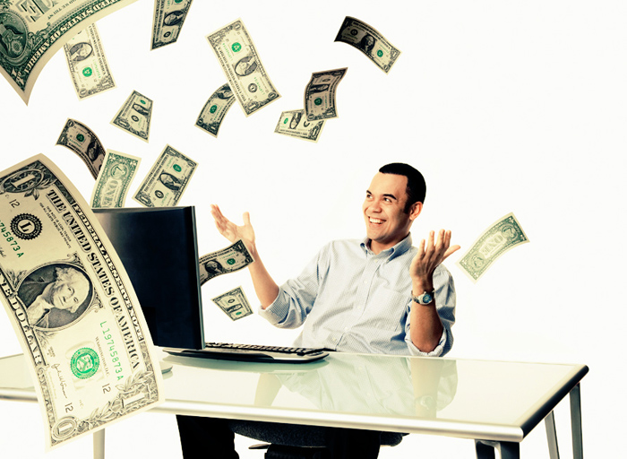 Earn money sitting at home in india